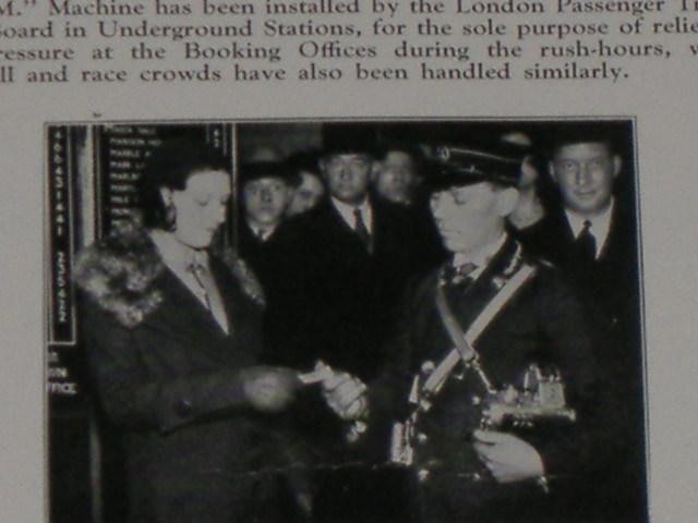 Underground group (L.G.O.C).