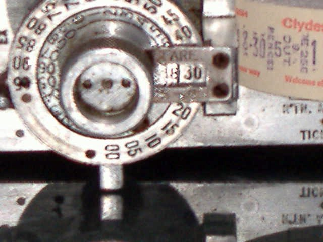 LONG RANGE FARE DIAL CONVERSION